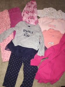 Size 24 Month Girl Clothing Lot
