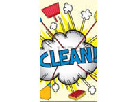 Carpet cleaning & house clean £12 per hour.
