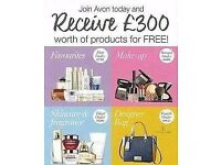 Join Avon - work from home - part time work - extra income - full time work - immediate start