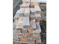 1 Pallet Burnt Ochre Paverbloc Monoblocks NEW