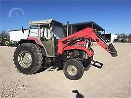 Farm tractor 60-90 HP wanted