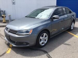 2011 VOLKSWAGEN JETTA 2.5 SUNROOF ALLOYS HEATED SEATS POWER GRP!