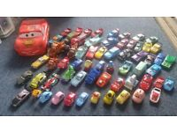 disney toy cars 3 for £10, storage box, bed tent£20 no time wasters please