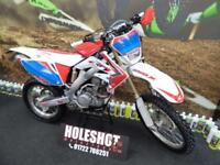Honda CRFX 250 Motocross Enduro road registered