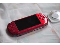 1st Gen PSP (Japanese) - Well kept, no box/battery/charger. 1 game.