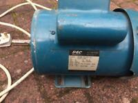 GEC electric motor