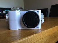 Samsung nx1100 camera for sale!