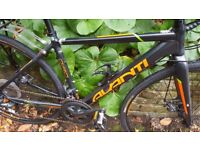 Commuter / touring road bike, small frame + 2 waterproof pannier bags