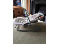 Mamas & Papas Star bouncy chair