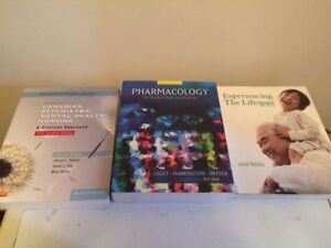 first and second year RPN textbooks ( not all of them )