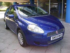 2009 (59) Fiat Grande Punto 1.4 8v Active 3dr Hatchback -- HPi Clear + 6 Months Warranty