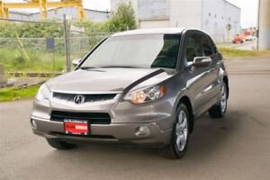 2007 Acura RDX Technology Package Langley Location