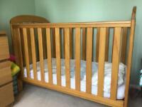 East coast Anna cot bed
