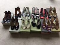 Selection of Ladies Designer Shoes sizes 35 and 36