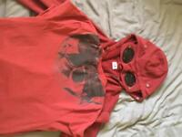 Cp company jumper and t shirt real