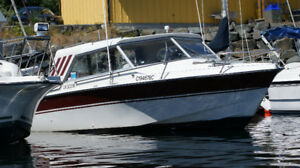 24' Zeta Cabin Cruise for sale