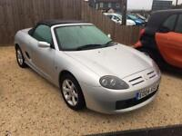 Mg mgf convertible only done 40 k