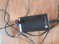 Motocaddy Battery Charger Lead Acid - in working order had from new