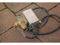 Honeywell Power Head for Motorised Valve + Valve
