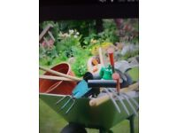 Garden rescue by Sue