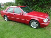 low mileage, classic mercedes, Stunning looking car