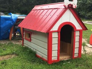Dog House on Steroids!!