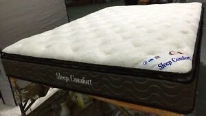 """New King size 76""""x78"""", 10"""" Thick pillow-top Mattress Only 450"""