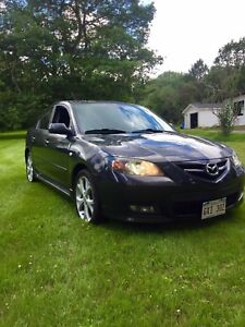 2008 Mazda sport fully loaded leather saftey and tagged