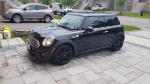 2013 Mini Cooper Baker Street Edition, low miles, immaculate