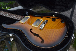 Paul Reed Smith - PRS McCarty HBII Hollowbody - 1999 10 Top/Back