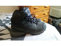 Hitec hiking boots size 7