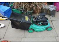 Powerbase Petrol Lawnmower