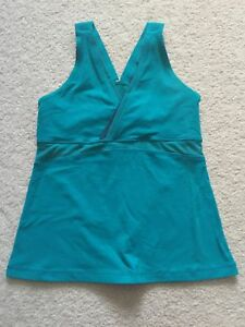 Lululemon Blue Tank