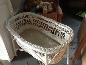 Antique bassinet original family