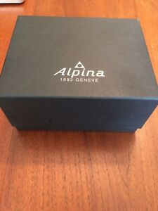 Montre Alpina Watch