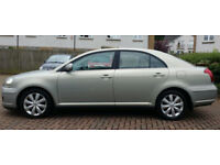 2007 TOYOTA AVENSIS 2.0 D-4D COLOUR COLLECTION - 1 PRIVATE KEEPER FROM NEW