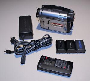 SONY 8MM DCR-TRV280 HANDYCAM