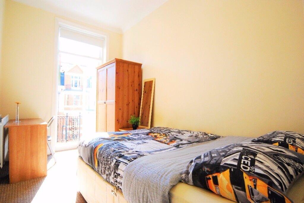 Double Room with BALCONY - Maida Vale