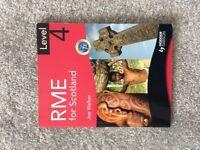 RME For Scotland, level 4 by Joe Walker, Hodder Gibson