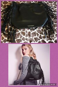 Victoria's Secret fringe backpack