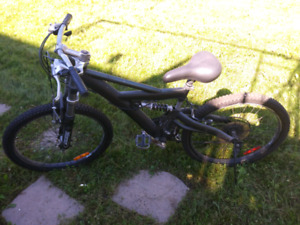Good condition used, Mercalli downhill sports bycicle