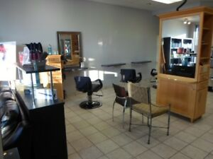 Hair salon closing down sale everything must go