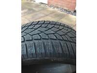 245/45r18 Dunlop tyre
