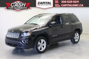 2016 Jeep Compass *Sunroof-Leather-Heated Seats*