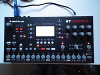 Elektron Octatrack with 64GB Compact Flash loaded with Samples Boxed