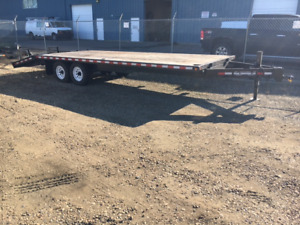 LIKE NEW! 2013 Sokal 20' trailer only $69 bi-weekly!! REDUCED!!