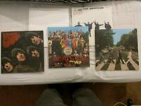 Beatles albums unopened