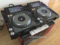 DJ EQUIPMENT WANTED Pioneer DJ Equipment Decks CDJ 2000 Nexus / DJM 900 Nexus NXS2