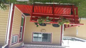 For rent quiet cosy cabin in Loon Bay (summer rental}
