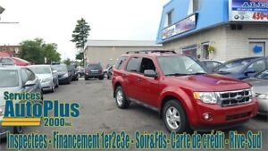 2009 Ford Escape XLT FULL - MAG - A/C